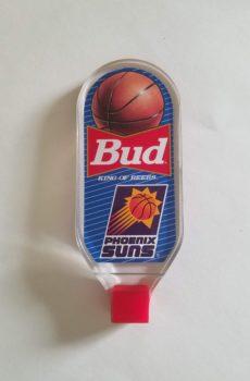 Budweiser NBA Tap Handle for the Phoenix Suns