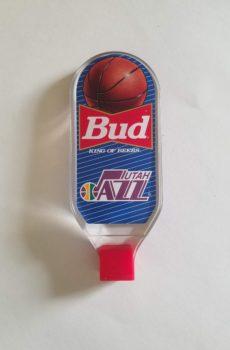Vintage Budweiser Tap Handle for the Utah Jazz