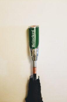 Heineken Brewery Umbrella - Standard Tap