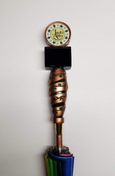 Jack's Abby Brewery Umbrella - Old Version Tap Handle